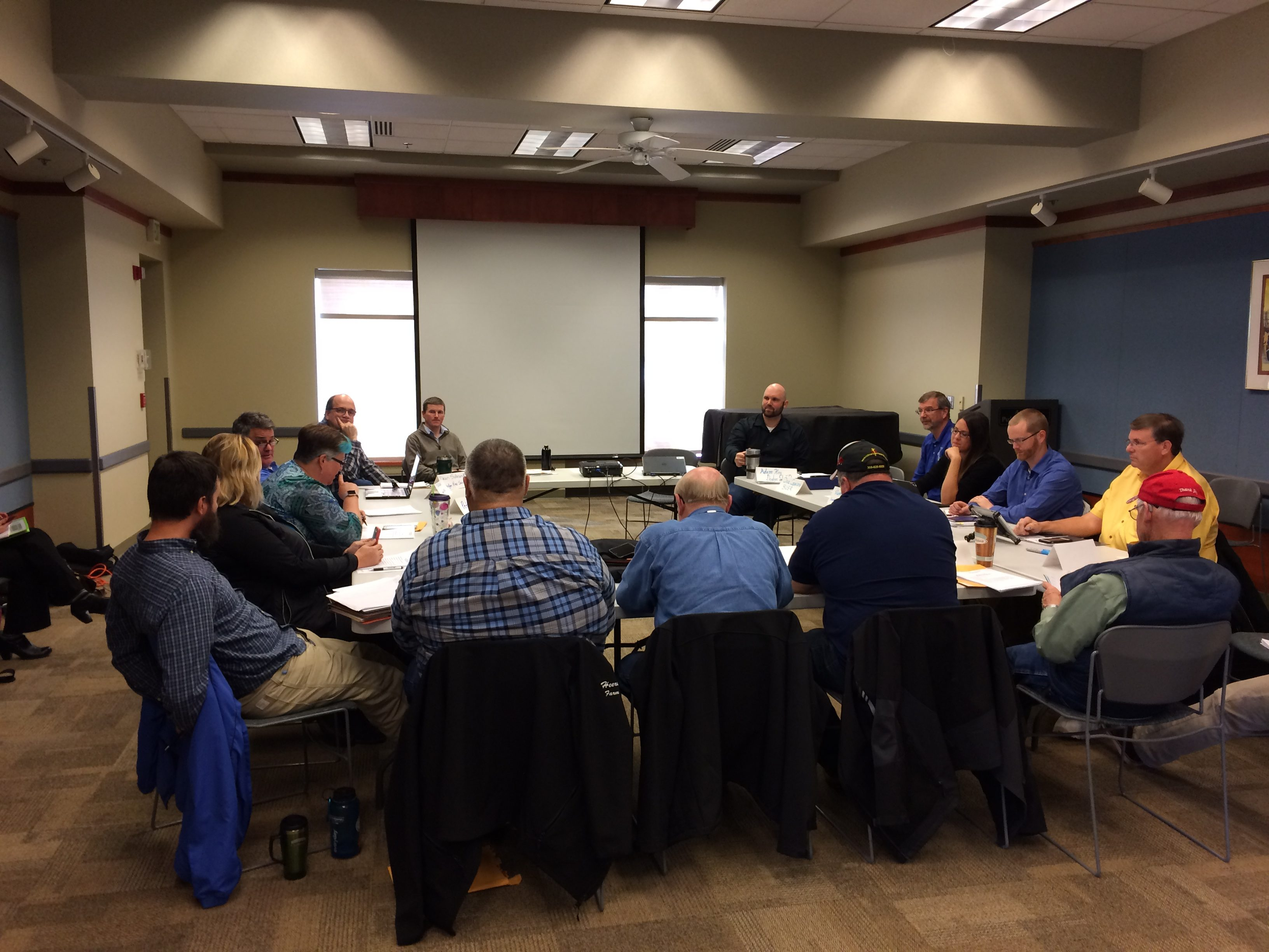 Policy Committee mtg - 3-2-17