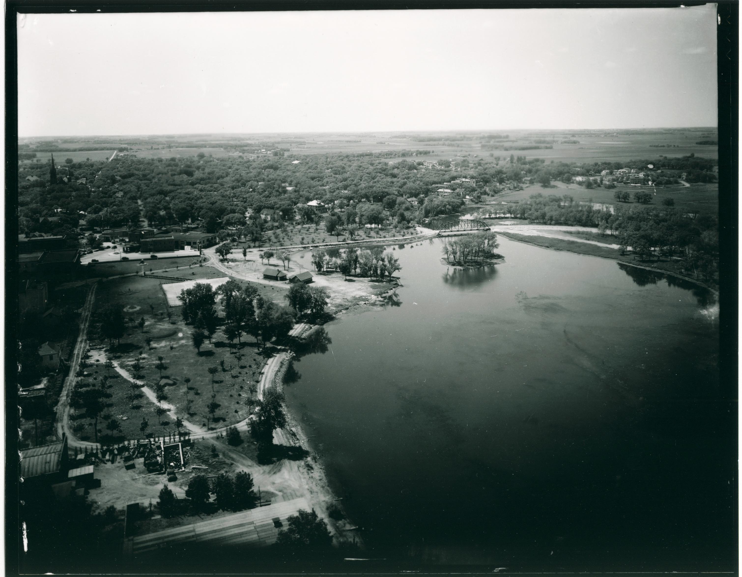 Austin 150 July Cedar River and Horace Austin State Park