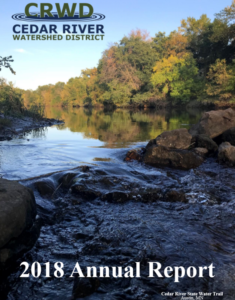 2018 crwd annual report cover