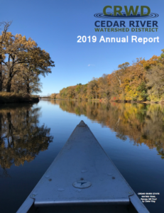 crwd annual report cover PIC